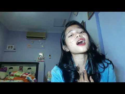"""Cover(sar's) lagu """"kau yang sembunyi""""  by anindya"""