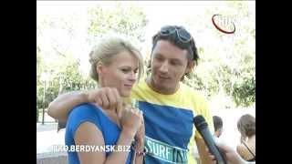 B Бердянск на кабриолете