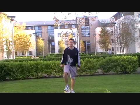 UCD Campus Tour 2009