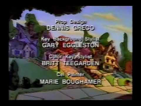 Goof Troop End Credits (w/ voiceover) 3 from YouTube · Duration:  31 seconds
