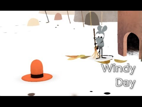 Motorola Spotlight Stories - Windy Day [Direct HD Recording]