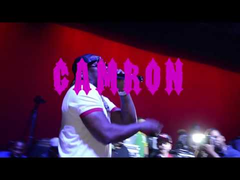 CAM'RON FEATURING 2VZ X KADO X P.O.P LIVE AT JOE'S ON WEED ST CHICAGO IL