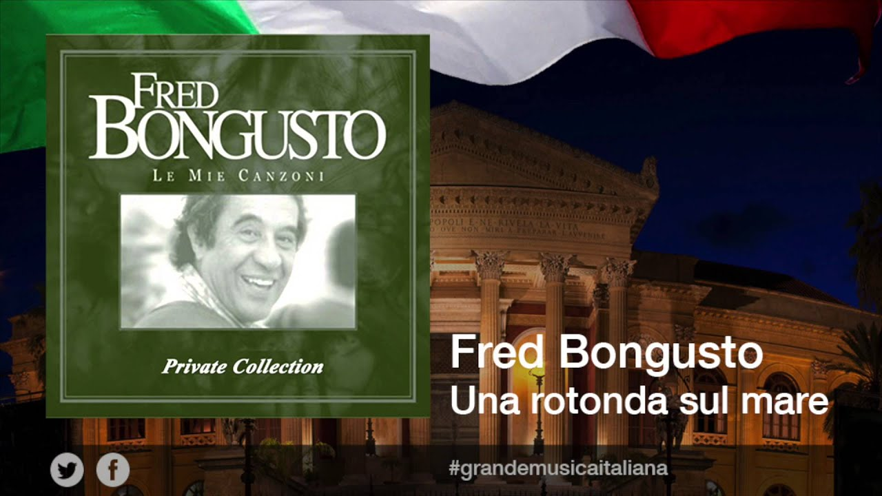 MP3 FRED BONGUSTO SCARICARE