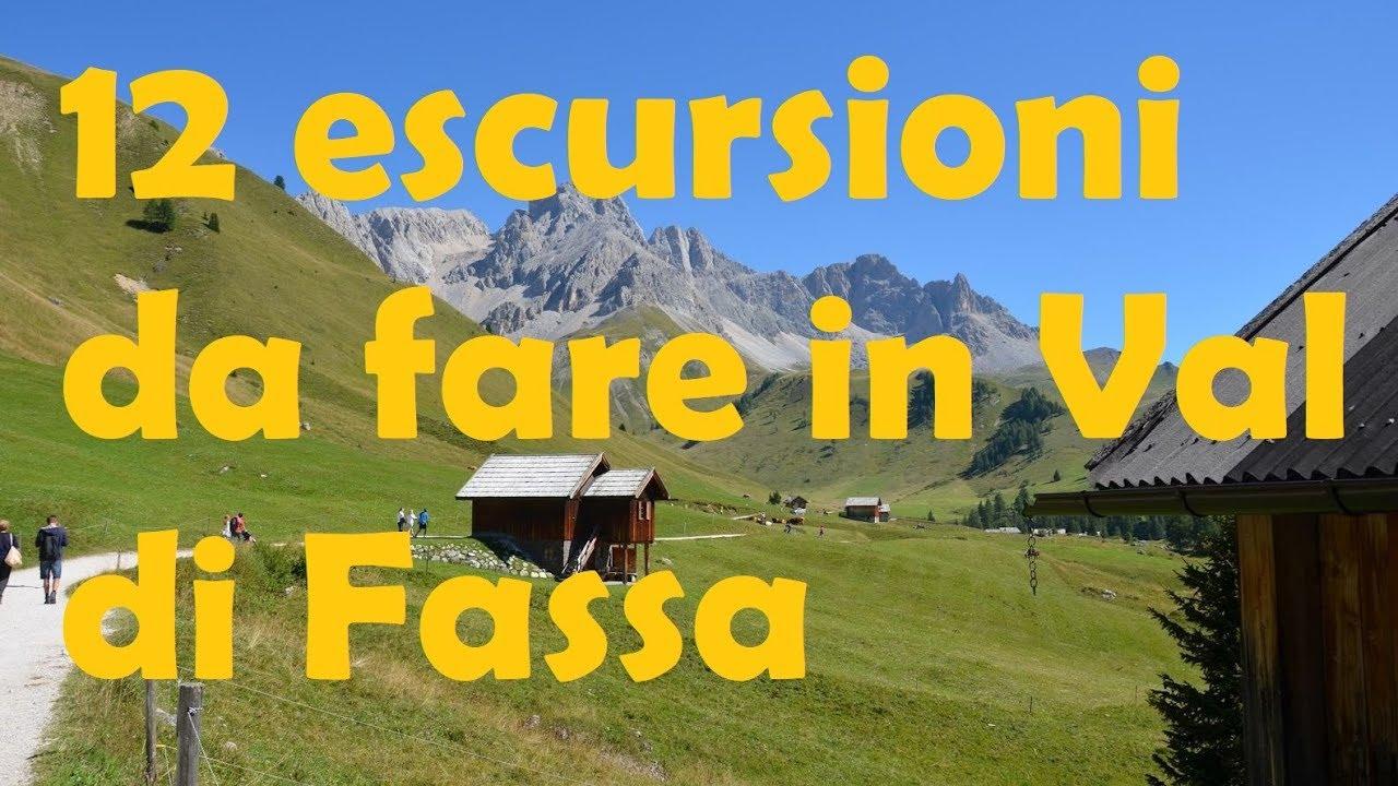 Download 12 Escursioni da fare in Val di Fassa #dolomiti #valdifassa #trekking