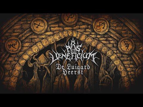 Ars Veneficium - De Luiaard Heerst feat. V.Priest / Acherontas & Shibalba (Official Lyric Video)