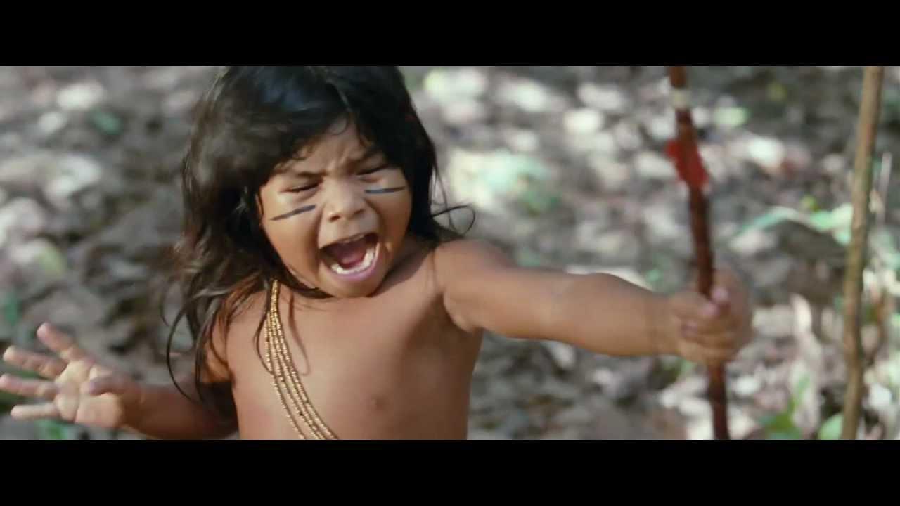 filme taina uma aventura na amazonia