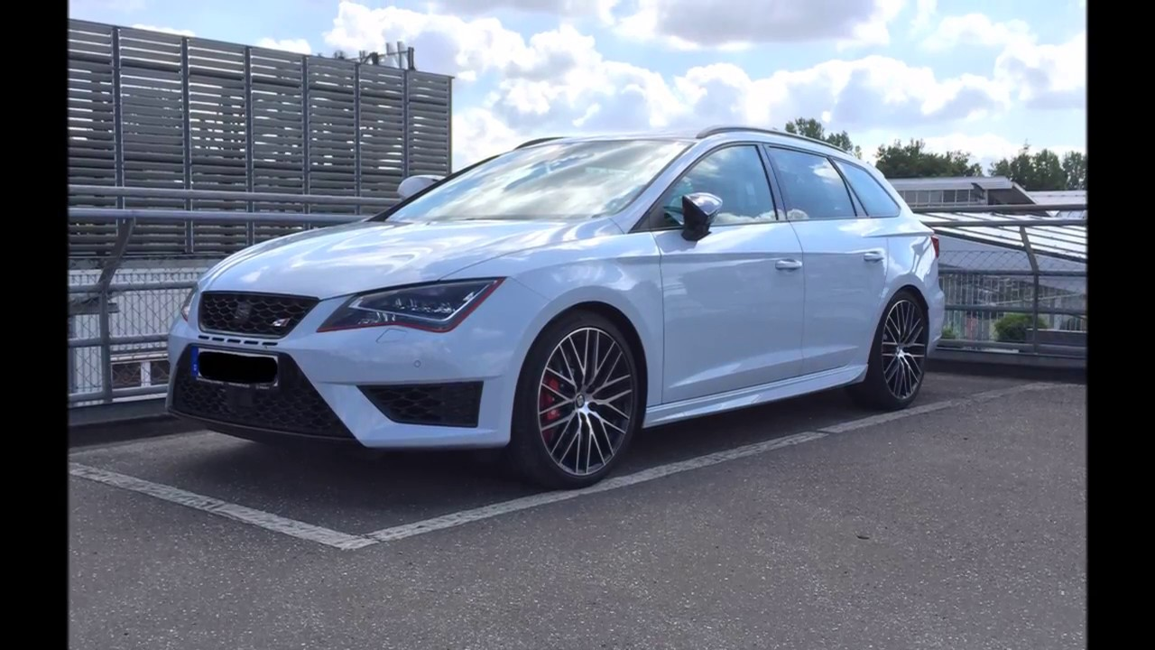 seat leon 5f cupra 290 st dsg stage 2 370 ps tuning 100. Black Bedroom Furniture Sets. Home Design Ideas