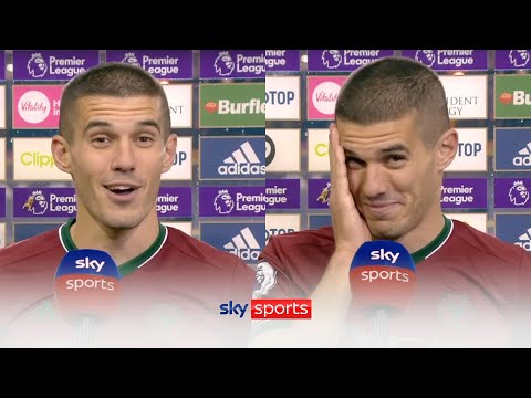 Conor Coady WRONGLY thought he was Man of the Match! 😳😂