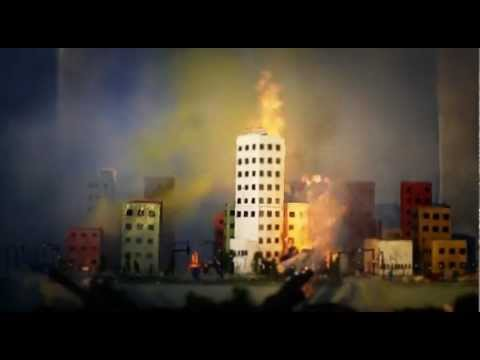 Project Phoenix: 2012 Fireworks Display, City Destruction