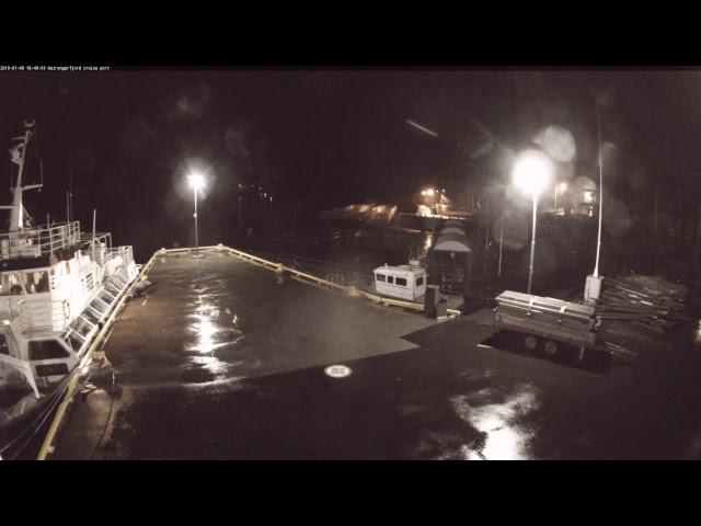 Geirangerfjord cruise port