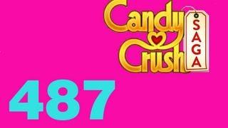 candy crush saga livello level 487