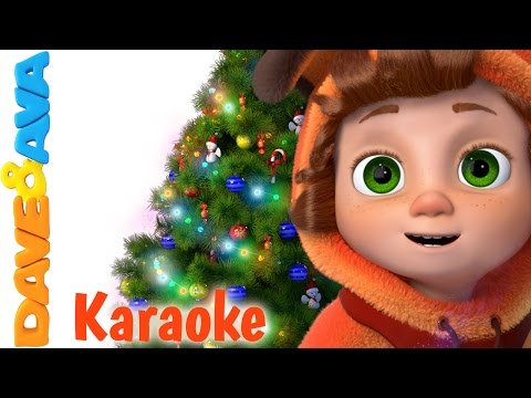 Thumbnail: 🎁 We Wish You a Merry Christmas - Karaoke! |Christmas Songs for Kids from Dave and Ava Baby Songs🎁