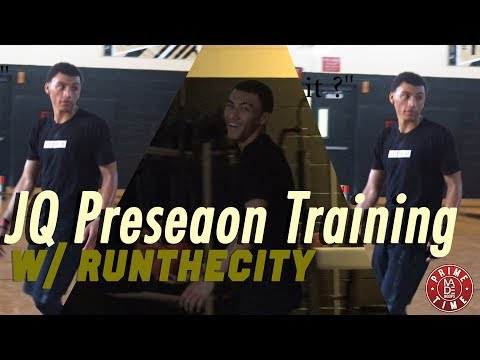 Young Kyrie? JQ Most Skilled Guard In The Country! RunTheCity Preseason Workout.