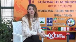 1.Uluslar Arası Kültür sanat ve Tulum festivali tanıtım röportajları