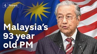 The world's oldest head of government: Interview with 93-year-old Malaysian PM