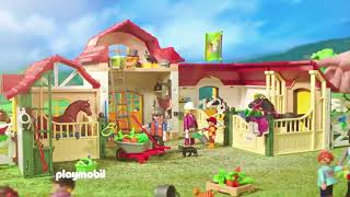 Playmobil Country - Reiterhof
