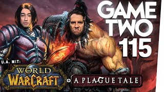A Plague Tale, World of Warcraft Classic, Shakedown Hawaii | Game Two #115