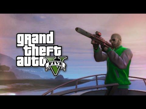 KRADEMO DIJAMANTE ! Grand Theft Auto V - Lude Misije W/Cale