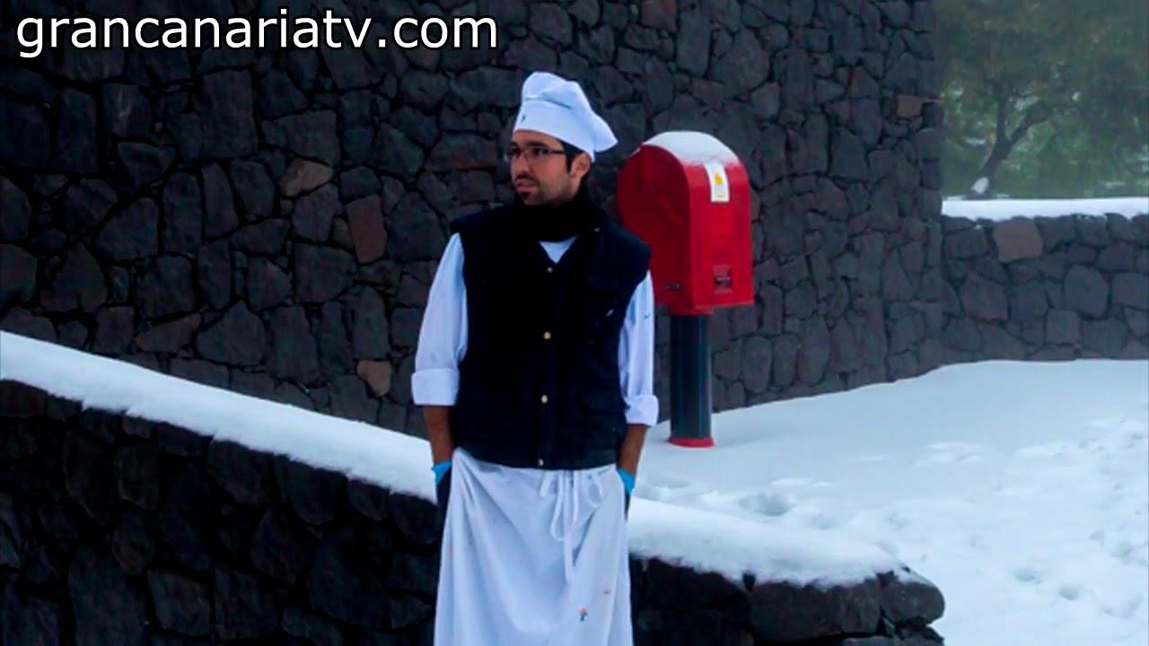 Fotos nieve en cruz de tejeda gran canaria youtube - Gran canaria tv com ...