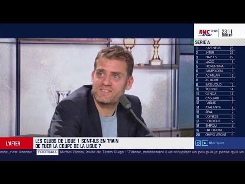 Jérôme Rothen n'est pas vraiment favorable à faire tourner dans les matchs en semaine