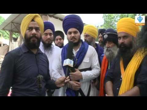 060617 Sikh Channel Special Reports: 1984 Ros March - Amritsar