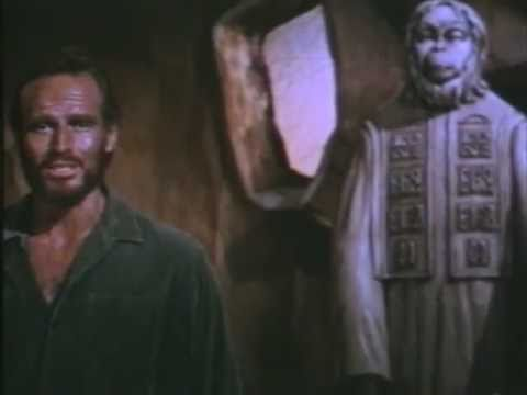 Planet of the Apes I (1968) - Original Trailer