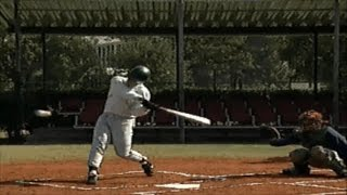 3DO ESPN Baseball Interactive Hitting By IntelliPlay 1994 Intellimedia Sports Inc