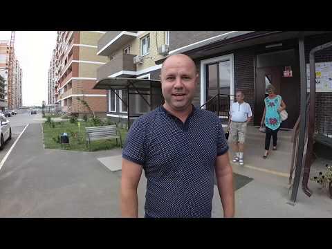 Готовая квартира 44м2 с ремонтом в Краснодаре