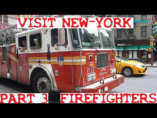 rencontre pompier new york)