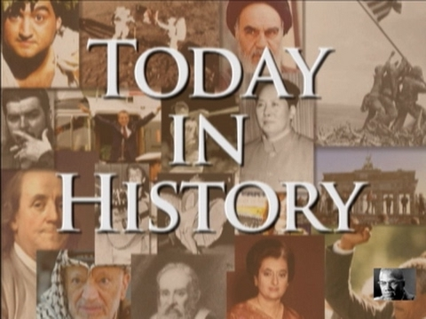 Today in History for February 21st