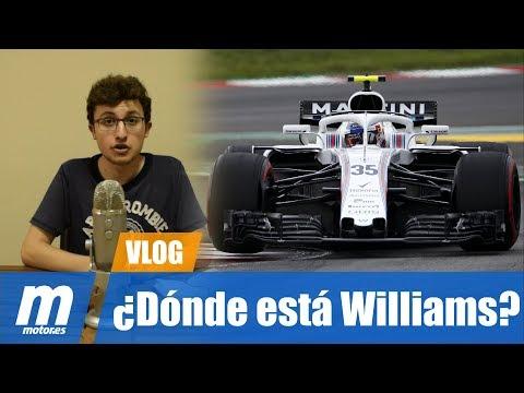 ¿Dónde está Williams?   Fórmula 1 2018   El vlog de Efeuno