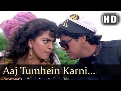 Aaj Tumhein Karni Hai Kaskar - Govinda -...