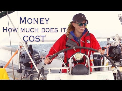 How much I paid for a complete sail boat refit (Sailing Miss Lone Star) S5E08