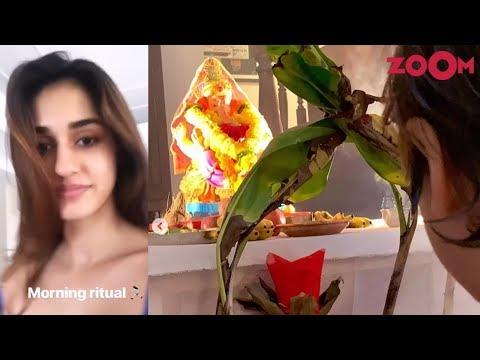 Shah Rukh Khan bids goodbye to Ganpati Bappa | Disha Patani shares her morning ritual & more Mp3