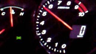 Mazda Rx8 accelerazione da fermo