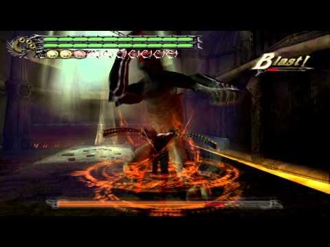 Devil May Cry 3 ALL BOSSES [Dante Must DIe]