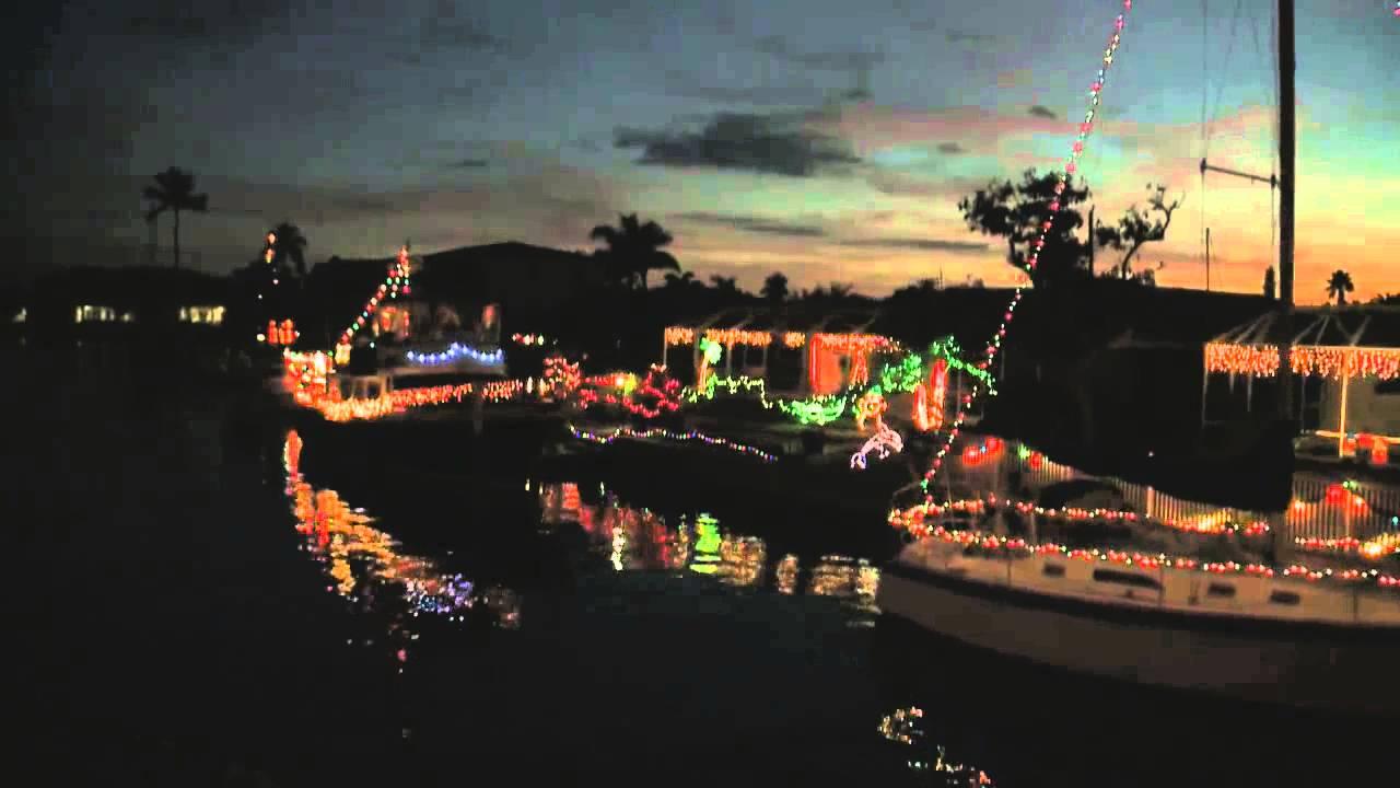 Christmas Light Canal Cruise King Fisher Fleet
