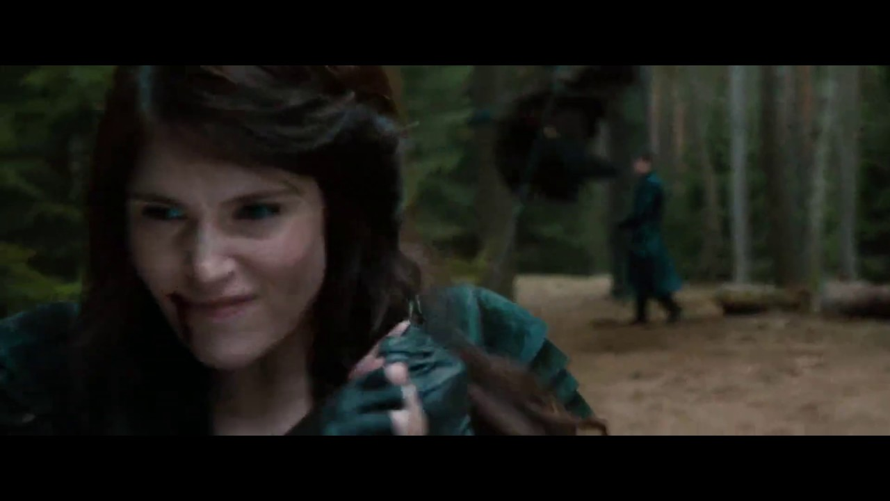 Gemma Arterton Sex Scene hansel & gretel: witch hunters/best scene/tommy wirkola/gemma  arterton/jeremy renner