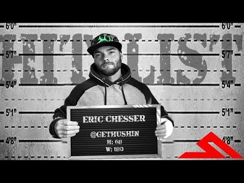 HITLIST:ERIC CHESSER