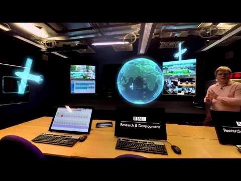 IP Studio: Broadcasting For The 21st Century