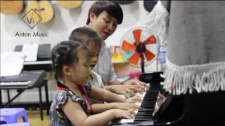 ĐÀN GÀ CON - [Khánh An - Hữu Khôi  ] tại Anton Music Center thumbnail