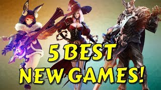 5 Best FREE Android & iOS Mobile Games of the Week | TL;DR Reviews #6