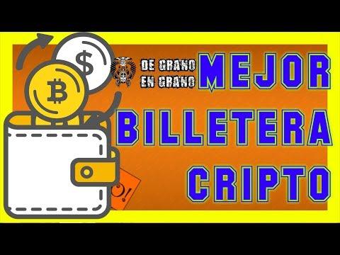 MEJOR BILLETERA BITCOIN 2019 | MULTIMONEDERO CRIPTO