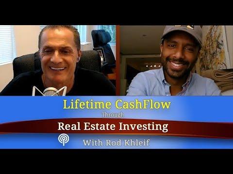 Ep #157 - Electrical Engineer Turned Real Estate Investor | Rod Khleif &  Abhi  Golhar