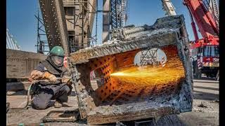Демонтаж металлоконструкций. Адрес: Московская область, г. Москва