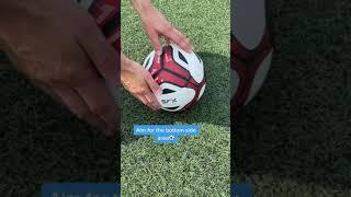 How to curve tнe ball (Shooting Tutorial)⚽️