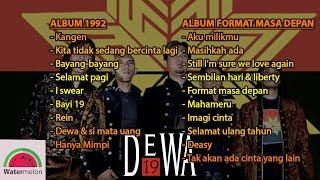 DEWA 19 FULL ALBUM 1992 & FORMAT MASA DEPAN