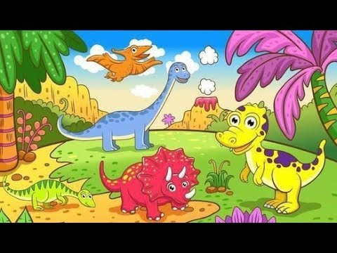 Robot Dinosaur Eggs Full Episodes In English - Cartoon Book Entertainment For Kids