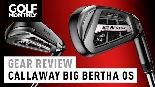 Callaway Big Bertha OS Irons Review