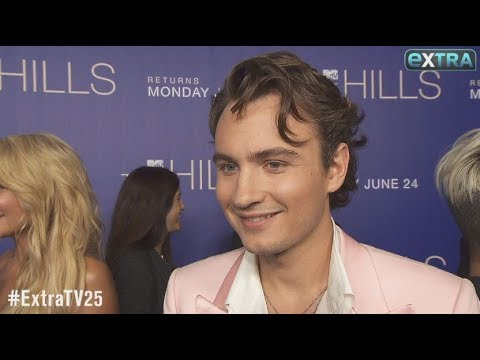 Brandon Lee On How 'The Hills' Cramped His Dating Life